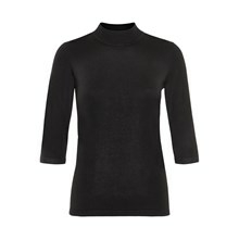 KAFFE ASTRID 3/4 TURTLENECK 500125 B