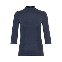KAFFE ASTRID 3/4 TURTLENECK 500125 D