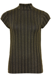 KAFFE BELLA TURTLENECK BLOUSE 10502721 G