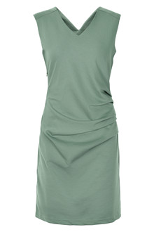 KAFFE INDIA V-NECK DRESS 501007 D