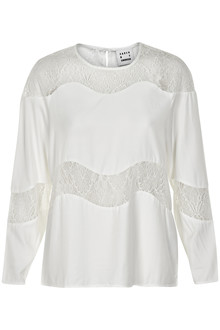 KAREN BY SIMONSEN LANE BLOUSE 10100588 SW