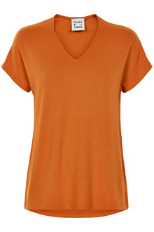 KAREN BY SIMONSEN DANDY V-NECK T-SHIRT 10101246 N