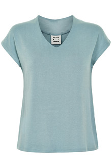 KAREN BY SIMONSEN DANDY V-NECK T-SHIRT 10101246