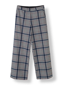 STELLA NOVA MENS CHECK PANTS MC-5492