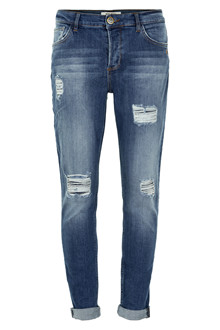 MOS MOSH AVA JAPAN FEATHER JEANS 124030