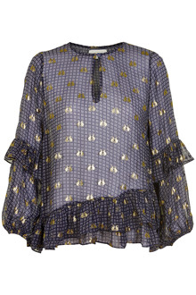 MUNTHE VANISH BLOUSE