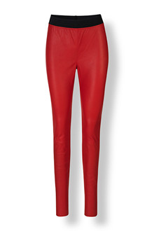 STELLA NOVA STRETCH LEATHER PANTS SL-6020