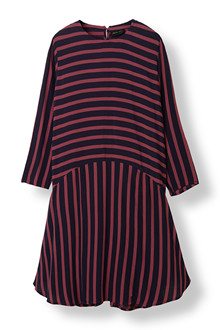 STELLA NOVA STRIPES DRESS SR-4393