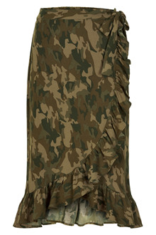 SOAKED IN LUXURY LAMO CAMO NEDERDEL 30404086