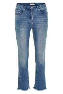 SOAKED IN LUXURY BRITNEY JEANS 30403930 L