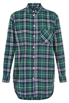 SOAKED IN LUXURY DORTE CHECKED SHIRT 30404075