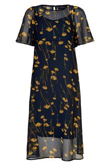 SOAKED IN LUXURY SXBIANCA DRESS 30404511