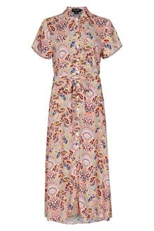 SOAKED IN LUXURY SXHADJA SHIRT DRESS 30404505
