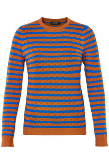 SOAKED IN LUXURY MENIKA STRIPED JUMPER 30403962