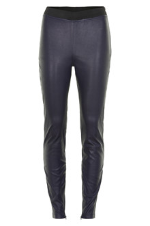 STELLA NOVA STRETCH LEATHER LEGGINGS 641X-SL01