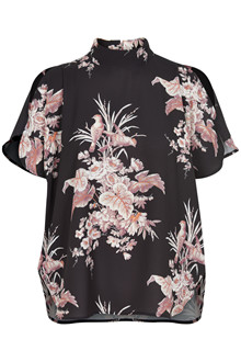STELLA NOVA BIRD FLOWER TOP BF73-4207