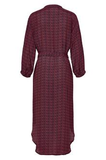 STELLA NOVA SMALL DOTS SHIRT DRESS SM-4559 B