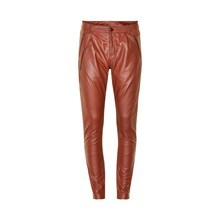 KAREN BY SIMONSEN JERRY LEATHER PANT 10100323 F