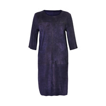 KAREN BY SIMONSEN JAMMY SUEDE DRESS 10100345