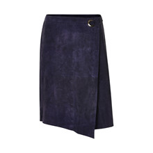KAREN BY SIMONSEN JAMMY SUEDE SKIRT 10100346