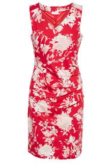 KAFFE INDIA V-NECK DRESS 10550500 P