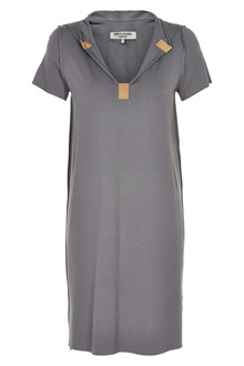 HENRIETTE STEFFENSEN Copenhagen 8009G DRESS GREY