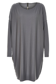 HENRIETTE STEFFENSEN Copenhagen 6054 DRESS GREY