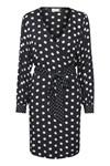 KAFFE KARNA WRAP AROUND DRESS 10502891