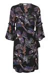 KAFFE KAALBERTINE WRAP DRESS 10551181