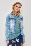 Denim Hunter ART DENIM JACKET 10701527