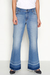 Denim Hunter DHISLA FLARED CUSTOM JEANS 10702238