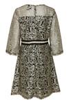 KAREN BY SIMONSEN BLUSH LACE DRESS 10101351