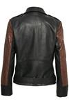 KAREN BY SIMONSEN HOPE LEATHER JACKET 10102212