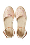 CREAM MAY ESPADRILLOS 10401106 S
