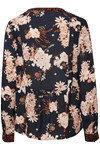 KAFFE FAY FLORAL BLUSE 10502621