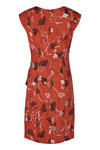 KAFFE FLORA INDIA O-NECK DRESS 10551286