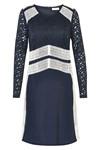 CREAM CHRISTINA DRESS 10601509