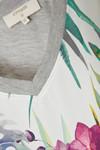 CREAM PAULA T-SHIRT 10603377 G