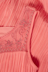 CREAM ANGOLIE DRESS 10603419