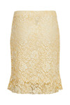 CREAM CLARITA LACE SKIRT 10603732