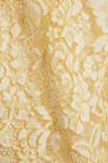 CREAM CLARITA LACE DRESS 10603803