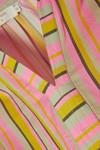 CREAM BLAKE STRIPE BLOUSE 10603900