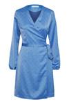 GESTUZ IHARA WRAP DRESS