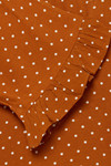 ICHI BRICK DRESS 20106863