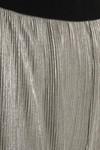 SOAKED IN LUXURY IRIS METALLIC CULOTTE PANTS 30403192