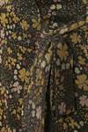 SOAKED IN LUXURY SLELEN DRESS 30404482
