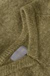 CULTURE CAMELLIA V-NECK SWEATER 50105083 B
