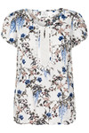 CULTURE ELLY SL BLUSE 50103523 S