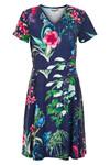 Fransa SUBOTANIC 1 DRESS 20605295