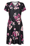 Fransa FXTIBOTANIC 1 DRESS 20606037